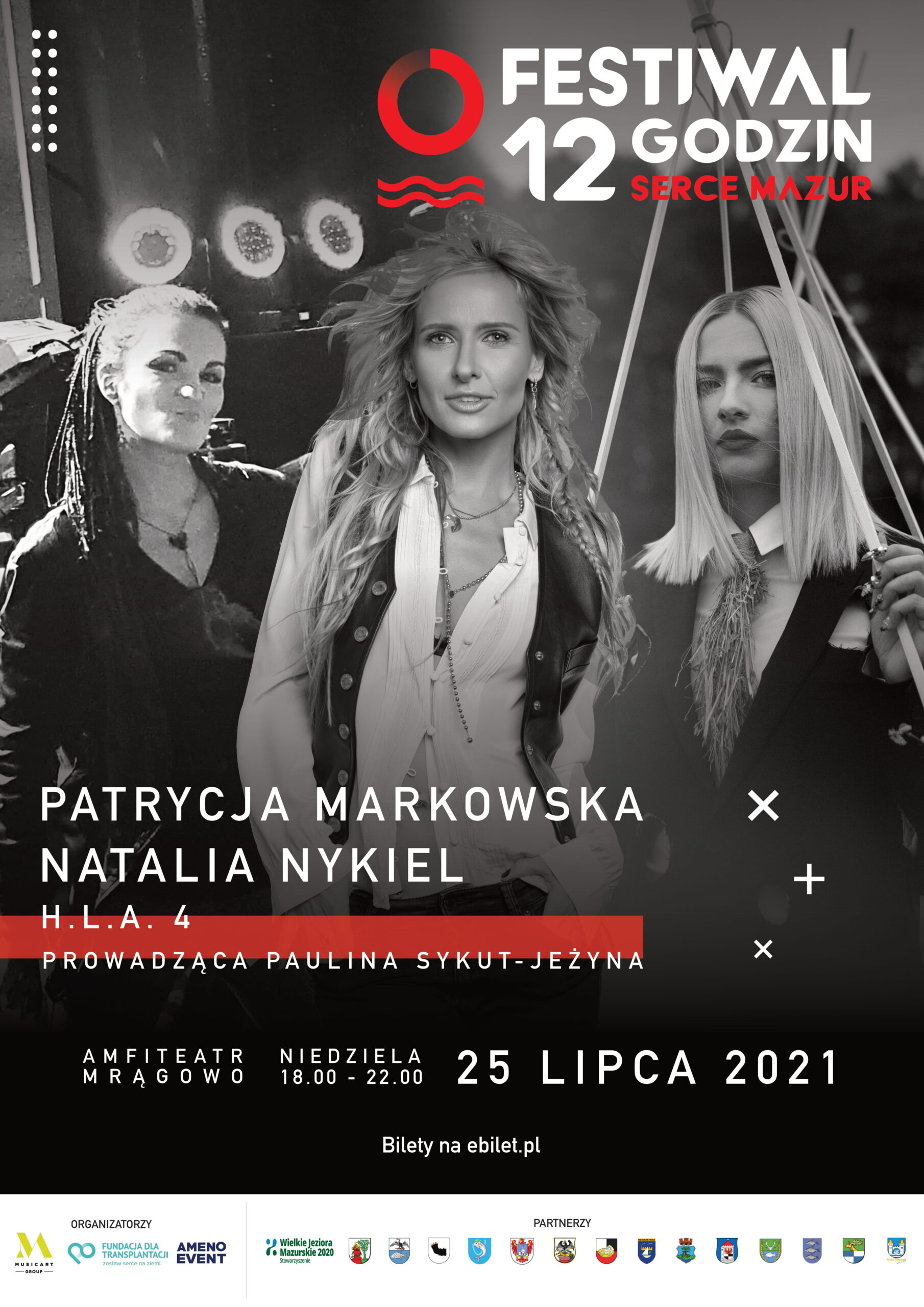 Festiwal 12 godzin Serce Mazur