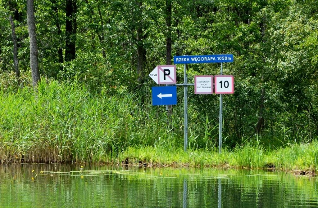 W Węgorzewie podpisywano kolejną umowę na modernizację infrastruktury szlaku Wielkich Jezior Mazurskich