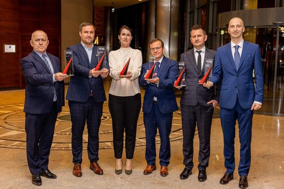 Promenda w Mikołajkach z kolejną nagrodą